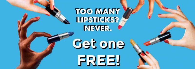 FREE MAC Lipstick!