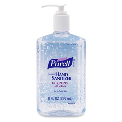 Less then 2 quarters for purell OMG RUN
