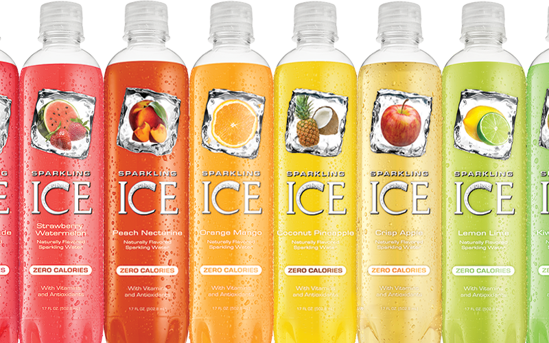 WOW, 40¢ Sparkling Ice Drinks (July 15th ONLY)