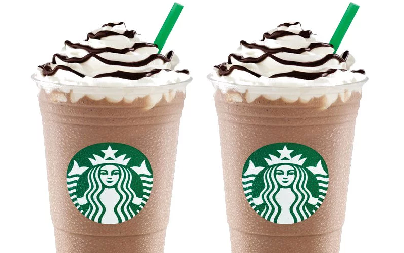 50% Off Starbucks Grande Frapps!! (1 Day Only!)