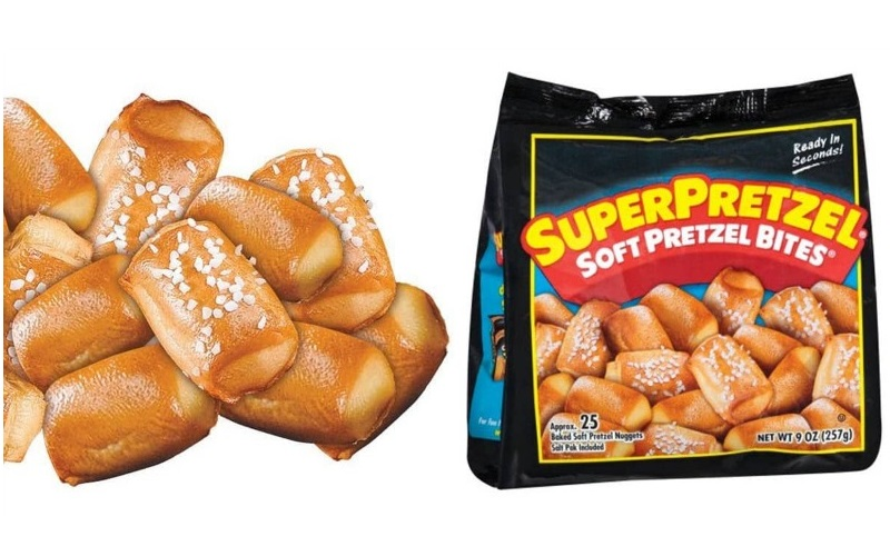 40¢ SuperPretzel Bites! Sunday ONLY!