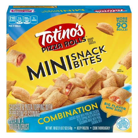 Totino's Pizza Roll MM!!
