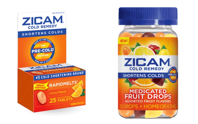 #FREE $58 or MORE if you bought Zicam!