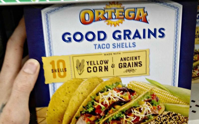 GREAT Price for Ortega Good Grains!!