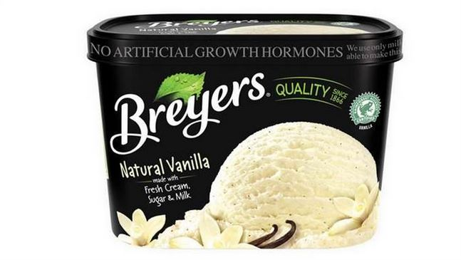 Great Price for Breyer's Ice Cream! ~ No Coupons Needed!