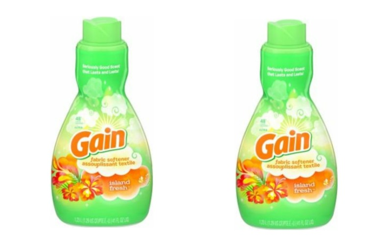 Gain Laundry Detergent or Fabric Softener Only $2.95!