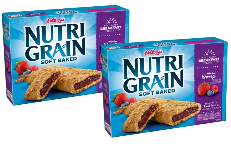 Only 1.50 for nutri grain bars