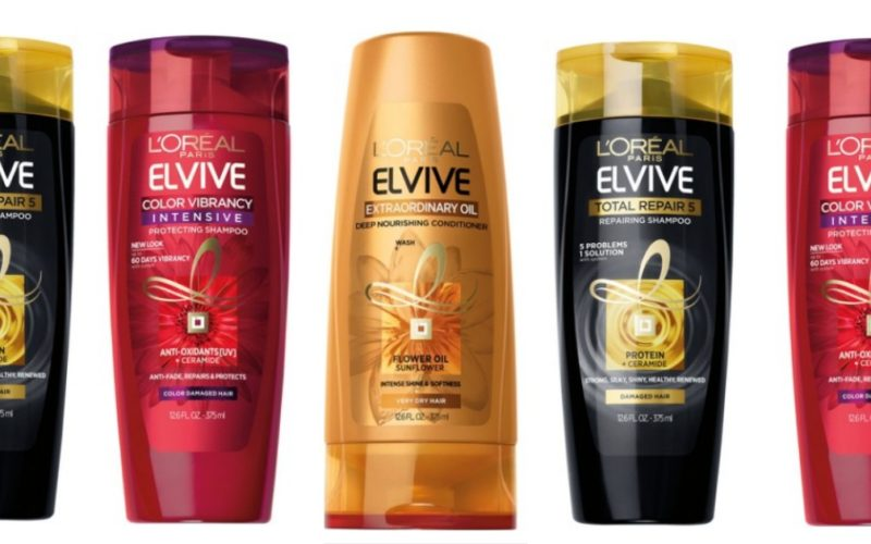 L'Oreal Elvive ONLY 75¢ at Rite Aid 08/05 ~ 08/11!!