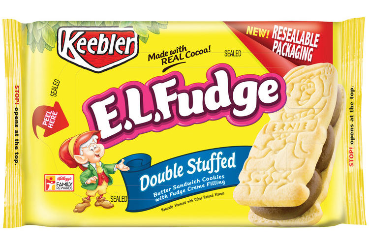 Keebler Cookies ONLY 99¢ at Shaw's 08/17 – 08/23!!