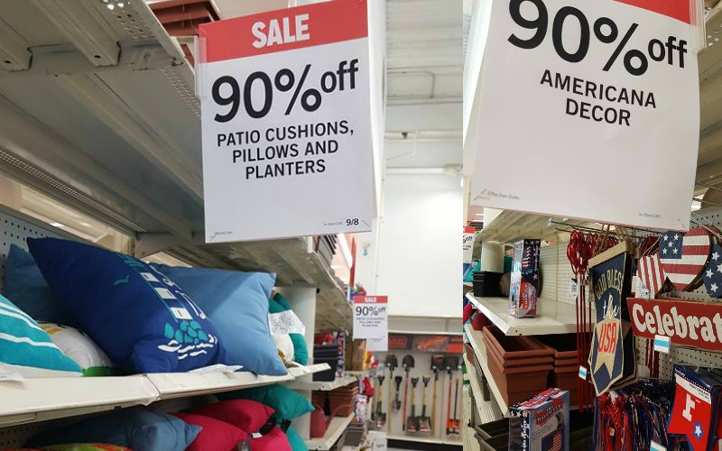 90% Off Summer Clearance at Kmart!