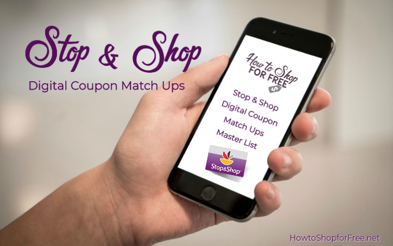 Current Load to Card Offers at Stop & Shop with Coupon Match Ups!