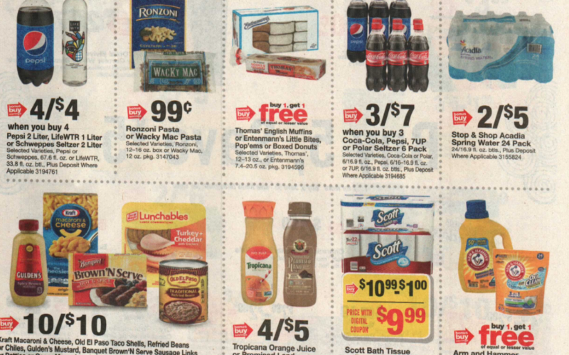 EPIC EARLY Stop & Shop Ad Scan