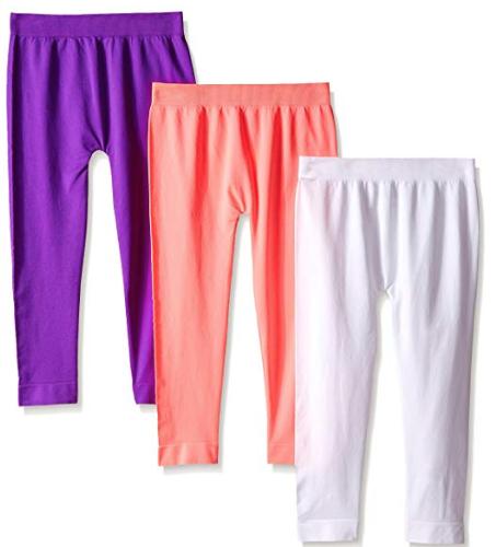 Girls 3 Piece Leggings $3.62