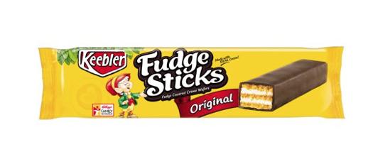 Keeble Fudge Sticks 1 Cent at Dollar General