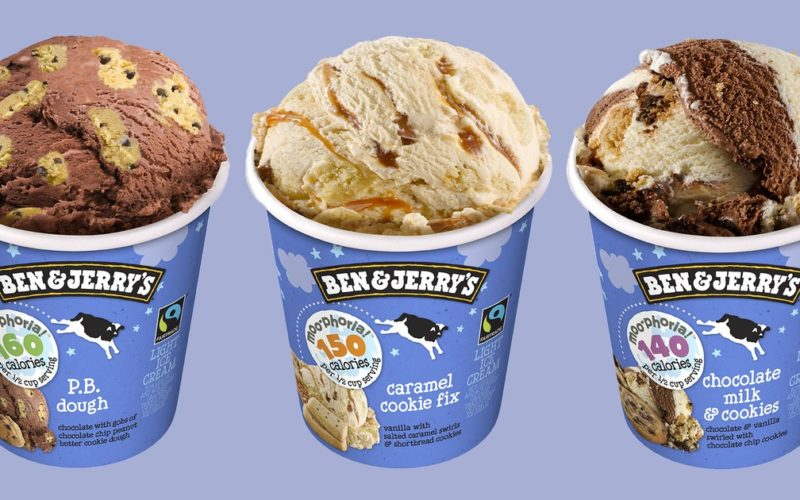 BEN and JERRYS only $1.50 OMG