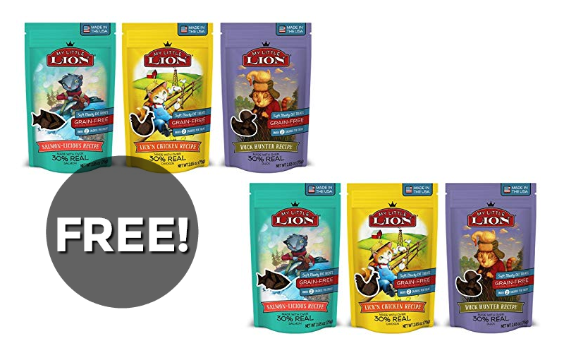 Cat Treats, 10 Bags FREE~ Great to Donate!