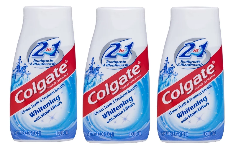 Pay POCKET CHANGE for Colgate!