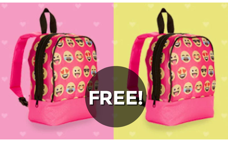 Last Day~ BETTER than #Free Emoji Mini Backpack!