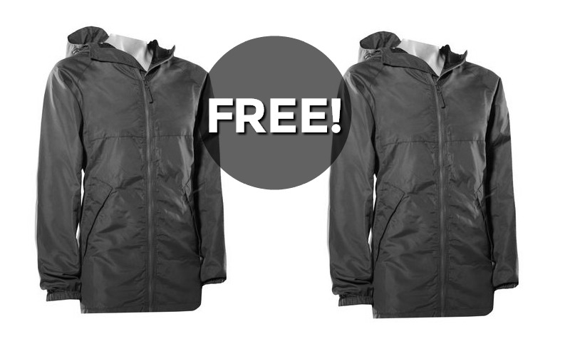 #FREE Raincoats for all your Outdoor Fun!