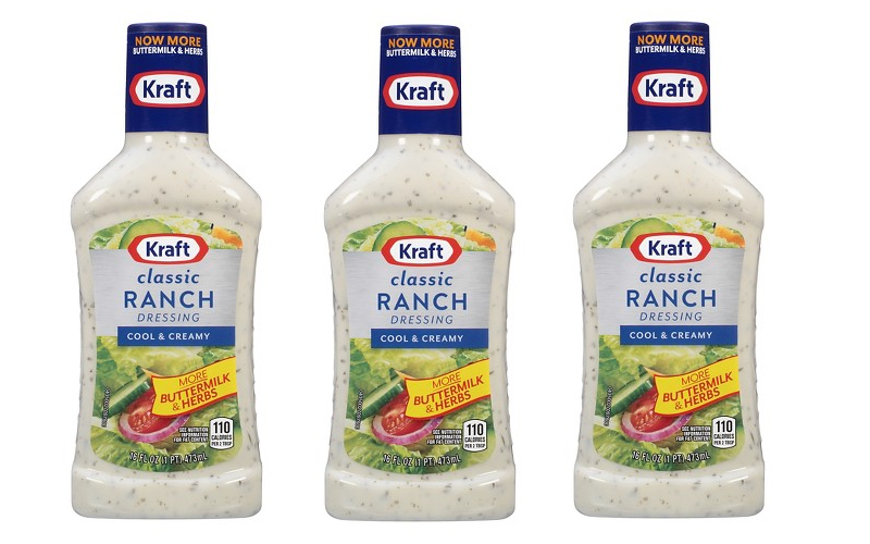 50¢ Kraft Ranch~ 3 Days Only!!