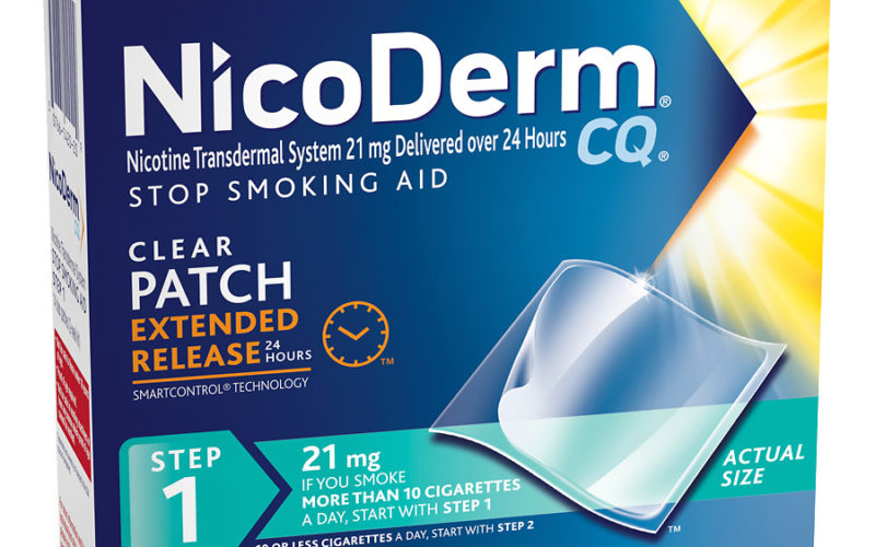 Nicoderm Patches for ONLY $9.99!!