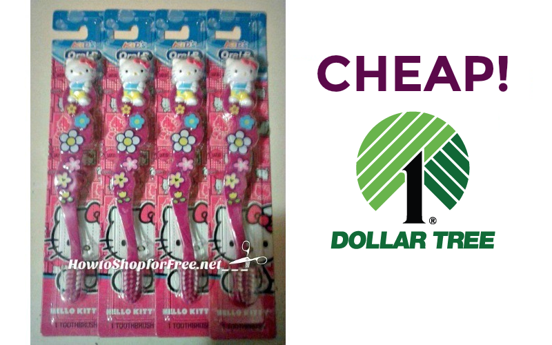 Grab Kids Toothbrushes SUPER CHEAP!!