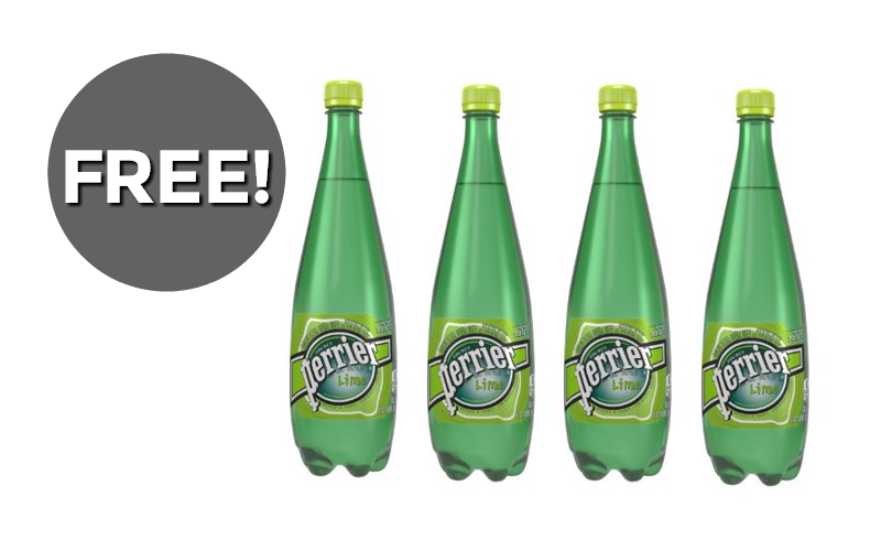 #FREE Perrier Sparkling Water~ 3 DAYS ONLY!
