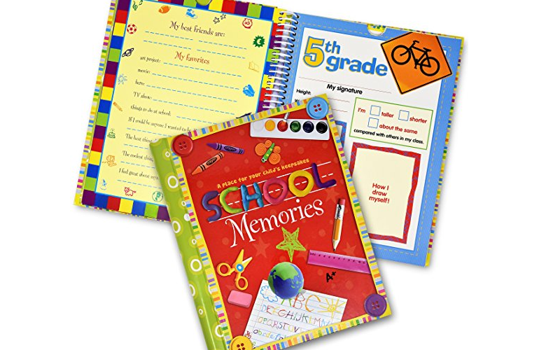 New School Year = New Memories.. Save Them All!!