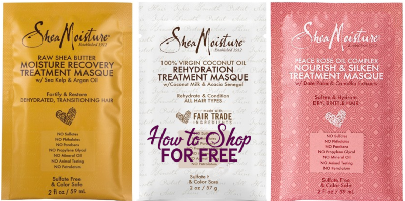 Shea Moisture Singles ONLY $ 12 at CVS! ~ NO Coupon Needed | How to