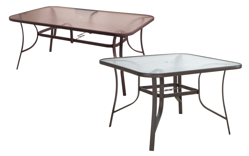 Glass Patio Tables as low as $30!!! (One Week Only)