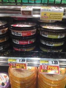 Tribe Hummus ONLY $.99!