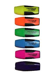 Walgreen's 17 cent highlighters