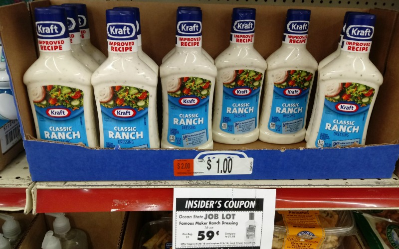 Stock-Up Price for Kraft Ranch!