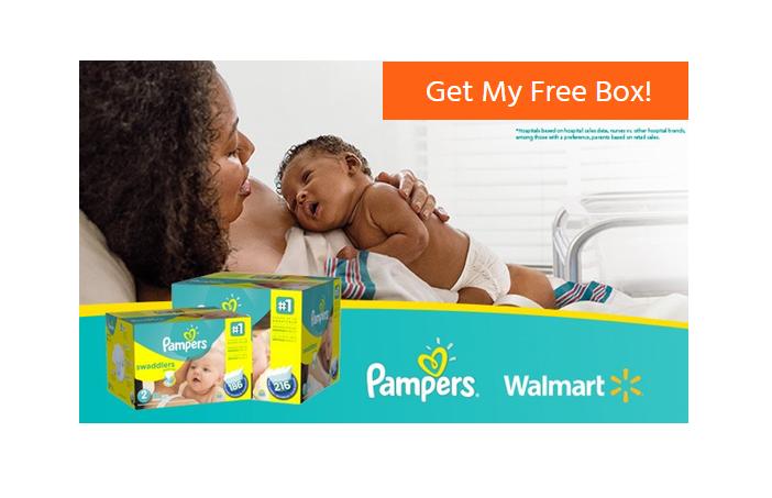 F R E E Walmart Baby Box!