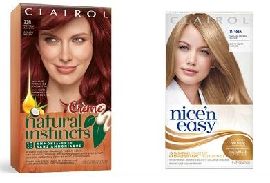 Stock Up Price on Clairol Hair Color at Rite Aid 09/30 ~ 10/06