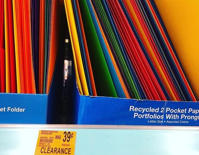 OMG RUN! Get Folders for ONLY 3 PENNY'S