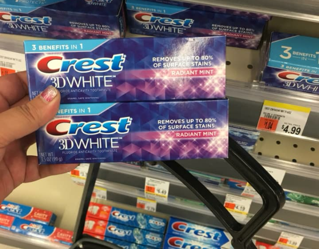 MoneyMaker toothpaste and mouthwash