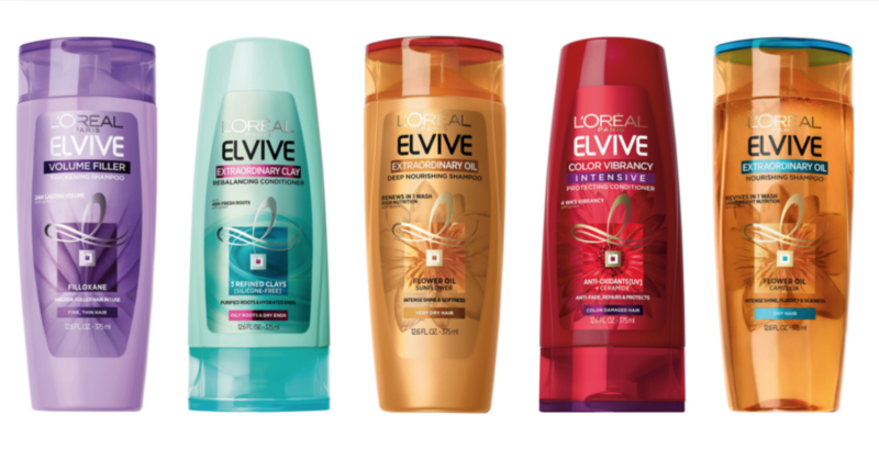 L'Oreal Elvive ONLY $1.00 at Rite Aid 09/30 ~ 10/06!!