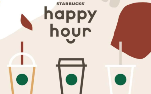Starbucks Happy Hour (9/27) | How to Shop For Free with