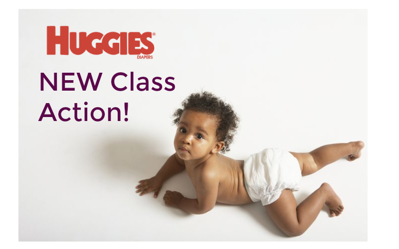 Huggies Class Action Says Diapers Cause Rash!