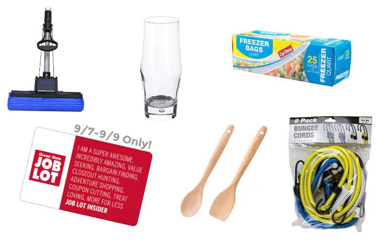 HOT Buys from 70¢ at Job Lot! (3 Days Only!)