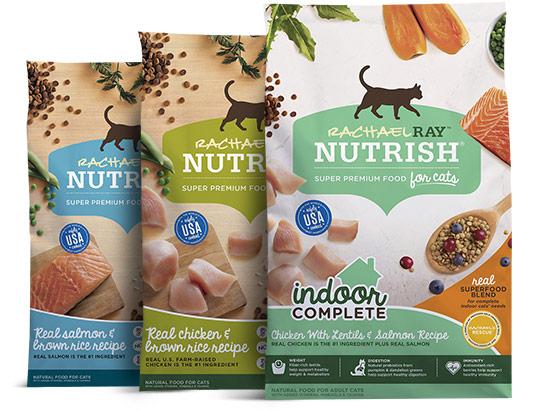 Rachael Ray Nutrish for your kitties!!
