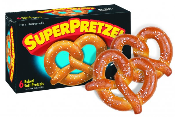 Super Pretzels Only $.67! Stock Up Price!