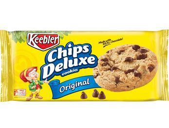 Keebler Chips Deluxe Cookies ONLY 99¢ at Shaw's 10/19 – 10/25!