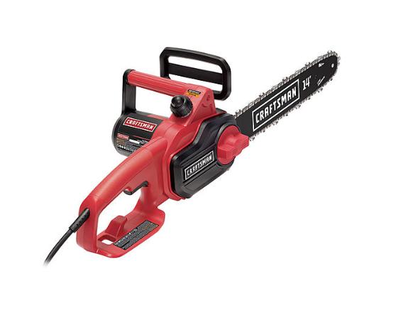 F R E E Craftsman Electric Corded Chainsaw