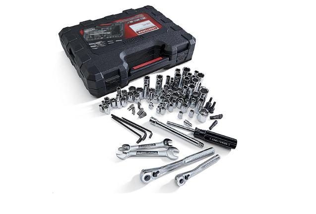 F R E E Craftsman 108 Piece Mechanics Tool Set