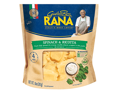 Giovanni Rana Pasta As Low As $1.24 at Shaw's 10/19 – 10/25