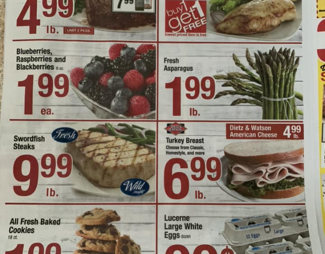 Shaw's early ad scan 10/19-10/25