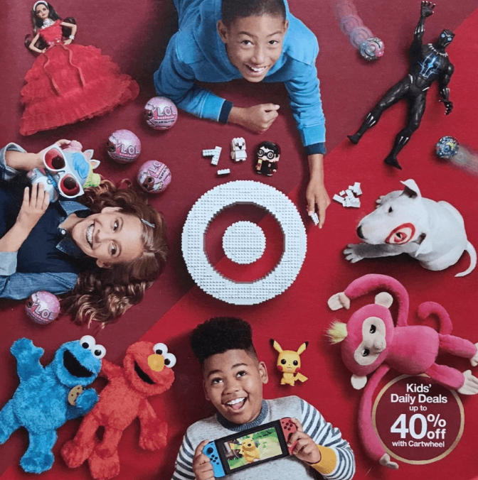 Target Toy Book 2018