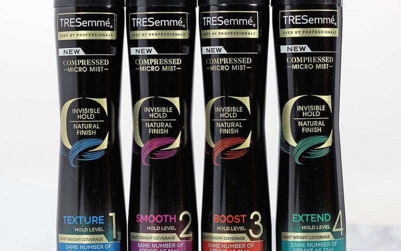 Tresemme Micro-mist hair spray for CHANGE!